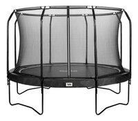 Salta trampolineset Premium Black Edition Ø 4,27 m-Vooraanzicht