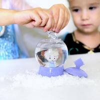 Disney La Reine des Neiges II Boule à neige surprise-Détail de l'article