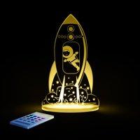 Aloka nachtlamp SleepyLight raket-Artikeldetail