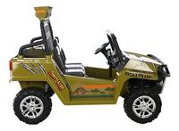 Elektrische jeep 4x4 Dino-Linkerzijde