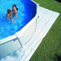Gre tapis de sol L 6 x Lg 4 m