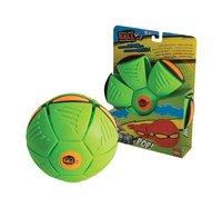 Goliath frisbee Phlat Ball V3 groen/oranje