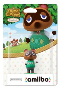 Nintendo amiibo figurine Animal Crossing Collection Tom Nook