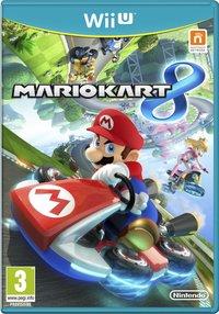 Wii U Mario Kart 8 FR-Vooraanzicht