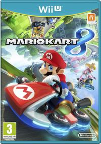 Wii U Mario Kart 8 FR-Avant