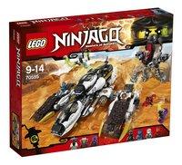 LEGO Ninjago 70595 Le tank ultra furtif-Avant