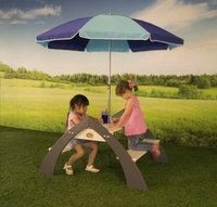 AXI kinderpicknicktafel Kylo met parasol-Afbeelding 3