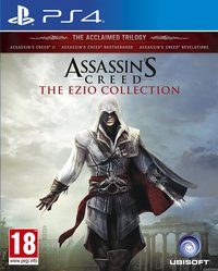 PS4 Assassin's Creed: The Ezio Collection FR/ANG