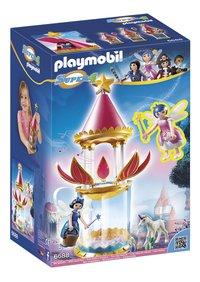 Playmobil Super 4 6688 Muzikale toren met Twinkle Sterrenglinster