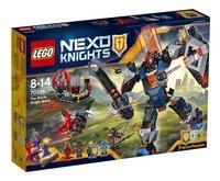 LEGO Nexo Knights 70326 Le robot du chevalier noir-Avant