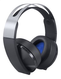 PS4 casque wireless platinium