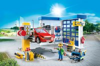 PLAYMOBIL City Life 70202 Autogarage-Afbeelding 1
