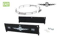 EXIT uitbreidingskit voor Panna arena-Vooraanzicht