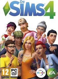 Pc De Sims 4 NL-Vooraanzicht
