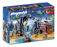 Playmobil Pirates 6679 Piratenhol