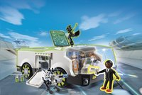 Playmobil Super 4 6692 Techno Caméléon avec Gene-Image 1