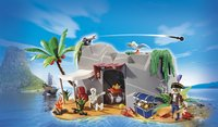 PLAYMOBIL Super 4 4797 Caverne des pirates-Image 1