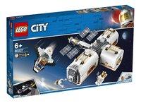 LEGO City 60227 Ruimtestation op de maan-Linkerzijde