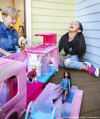 Barbie set de jeu Camping Car-Image 4