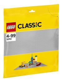 LEGO Classic 10701 Grijze bouwplaat-Vooraanzicht