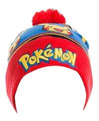 Bonnet Pokémon avec logo et Pikachu