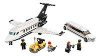 LEGO City 60102 Le service VIP de l'aéroport-Avant