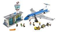 LEGO City 60104 Le terminal pour passagers-Avant