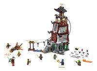 LEGO Ninjago 70594 L'attaque du phare-Avant