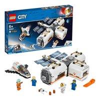 LEGO City 60227 Ruimtestation op de maan-Artikeldetail