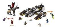 LEGO Ninjago 70595 Ultra stealth raider-Vooraanzicht
