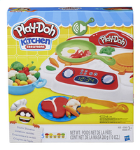 Play-Doh Kitchen Creations Créations sautées