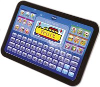 VTech tablet-pc Color Touch Tablet NL-Côté gauche