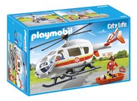 Playmobil City Life 6686 Traumahelikopter
