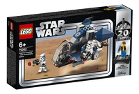 LEGO Star Wars 75262 Imperial Dropship 20ste verjaardag-Achteraanzicht