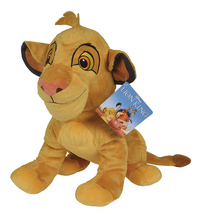 Nicotoy pluche Disney De Leeuwenkoning Simba 50 cm-Rechterzijde