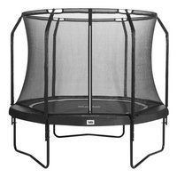 Salta ensemble trampoline Premium Black Edition diamètre 2,44 m noir