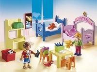 PLAYMOBIL Dollhouse 5306 Kinderkamer met stapelbed-Afbeelding 1
