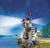 Playmobil Pirates 6680 Soldaten met vuurtoren-Afbeelding 1