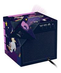 bigben radio-réveil avec projection RR70 Unicorn-Arrière