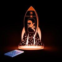 Aloka nachtlamp SleepyLight raket-Afbeelding 1