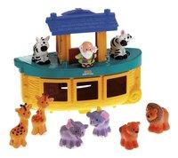 Fisher-Price Little People speelset Noah's Ark-Vooraanzicht