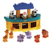 Fisher-Price Little People set de jeu Arche de Noé-commercieel beeld