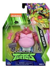 Rise of the Teenage Mutant Ninja Turtles figuur Meat Sweats-Vooraanzicht