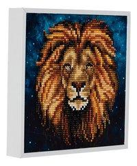 Craft Buddy Crystal Art kit Lion-Linkerzijde