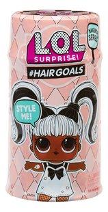 Minipoupée L.O.L. Surprise Makeover series #Hairgoals Série 2-Avant