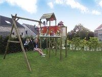 BnB Wood portique avec tour de jeu Fireman-Image 4