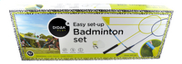 Badmintonset Easy set-up-Bovenaanzicht