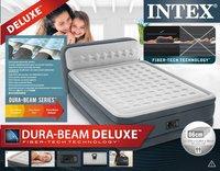 Intex zelfopblazende luchtmatras voor 2 personen Dura-Beam-Vooraanzicht