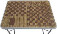Regatta kampeertafel Games Table-Bovenaanzicht