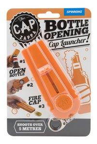 Bieropener Cap Zappa oranje-Vooraanzicht